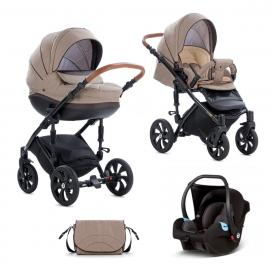 TUTIS Πολυκαρότσι  Mimi Style 3in1 Brown 325 SO136