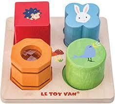 Le toy van sensory try set PL093