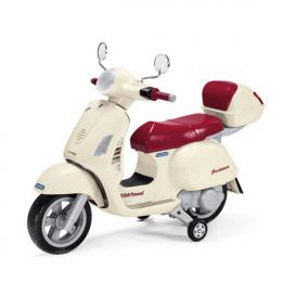 Peg Perego VESPA 12V White With Case MC0019