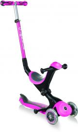 Globber Scooter Go-Up Deluxe Deep Pink 644-110