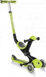 Globber Scooter Go-Up Deluxe Lime Green 644-106