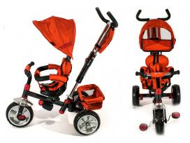 Just Baby Παιδικό ποδηλατάκι Spin Red 2440.RED